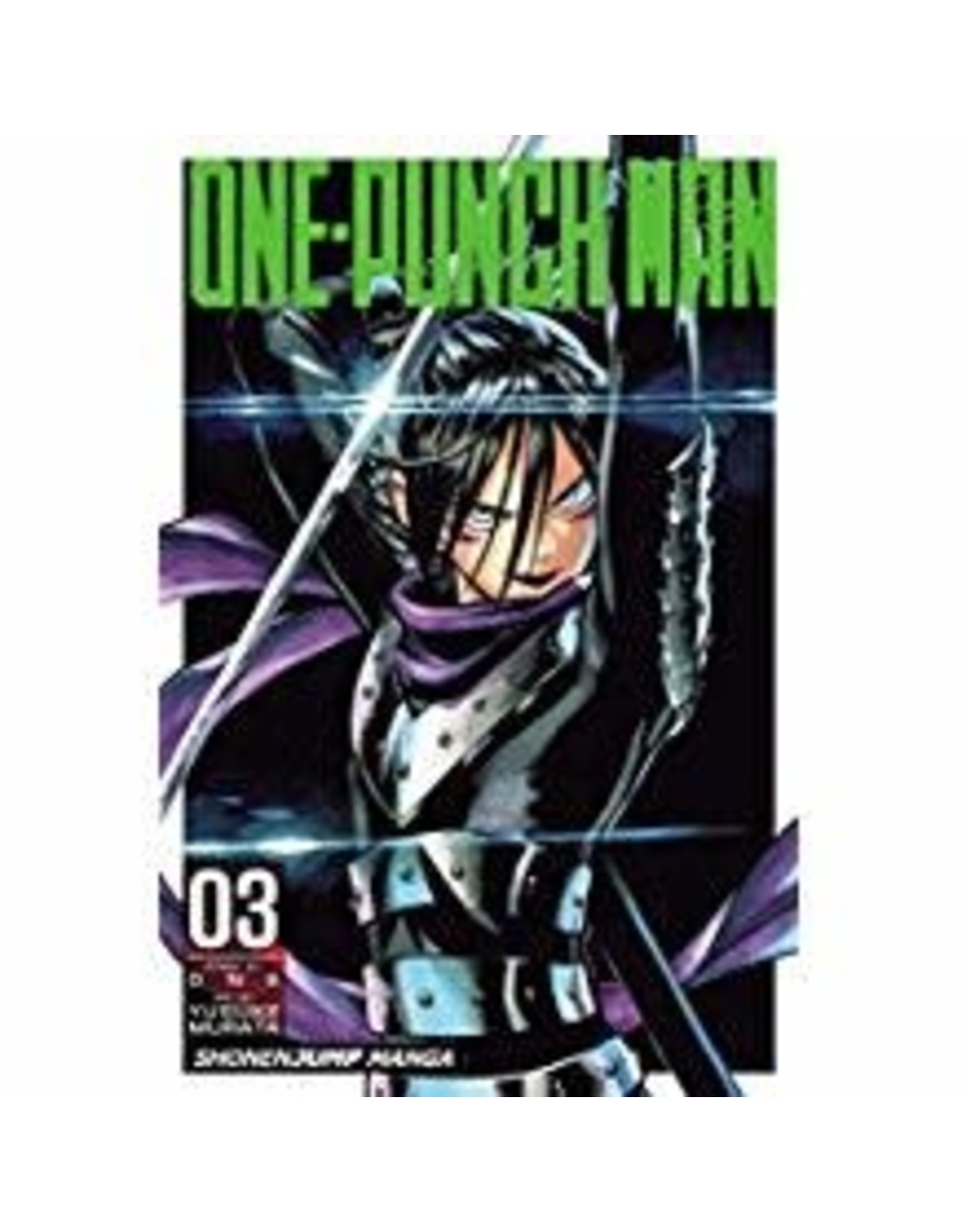 One-Punch Man Volume 03 (English Version)