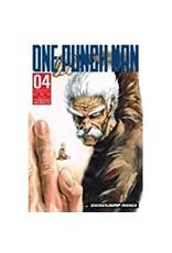 One-Punch Man Volume 04 (English Version)
