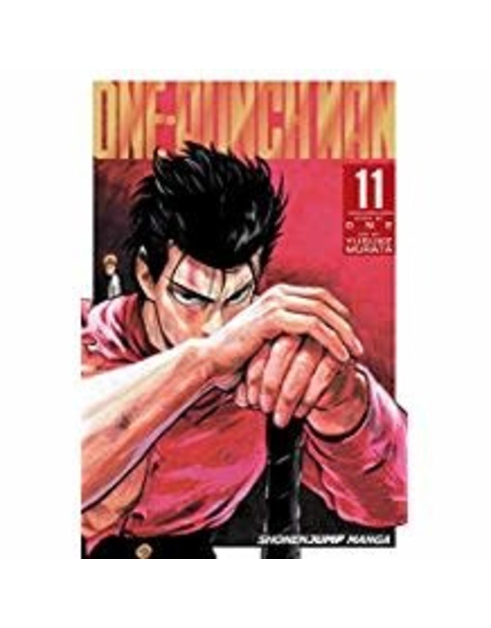 One-Punch Man Volume 11 (English Version)