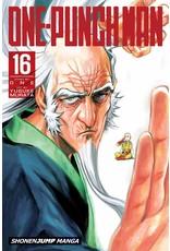 One-Punch Man Volume 16 (English Version)