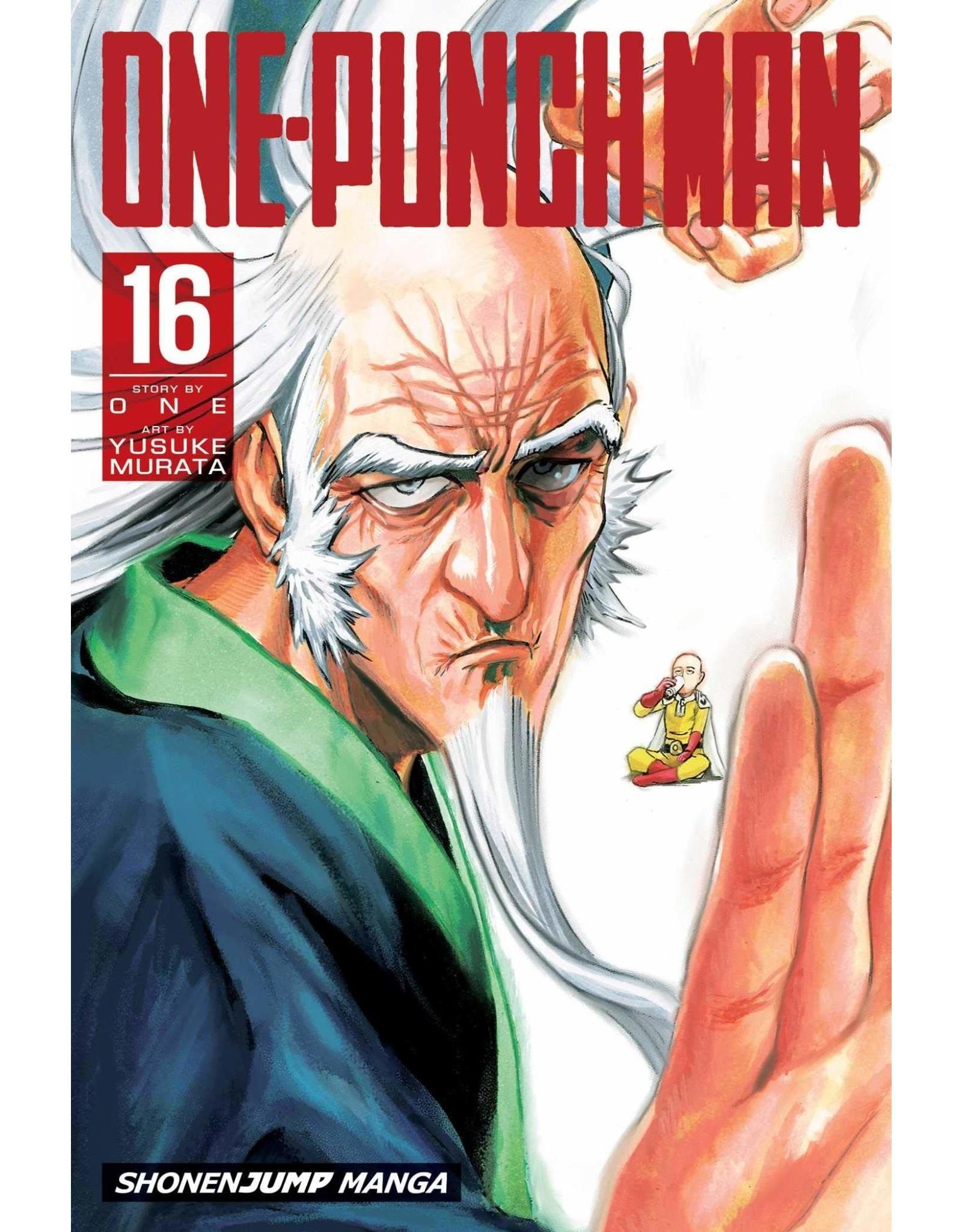 One-Punch Man Volume 16 (Engelstalig)