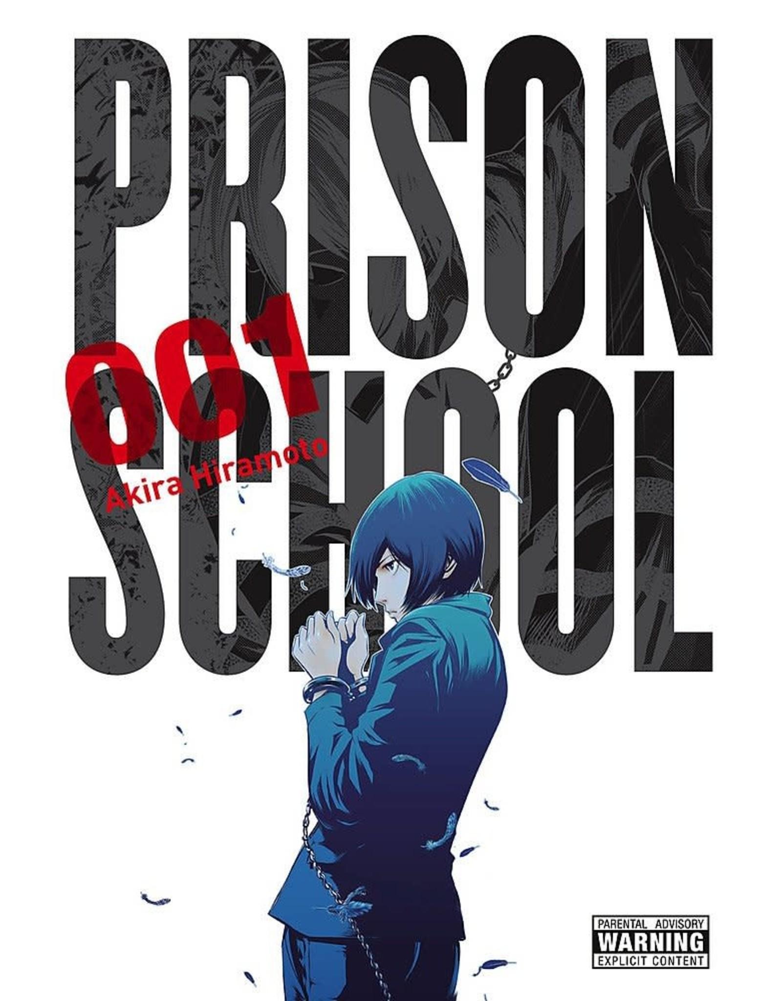 Prison School 01 (Engelstalig)