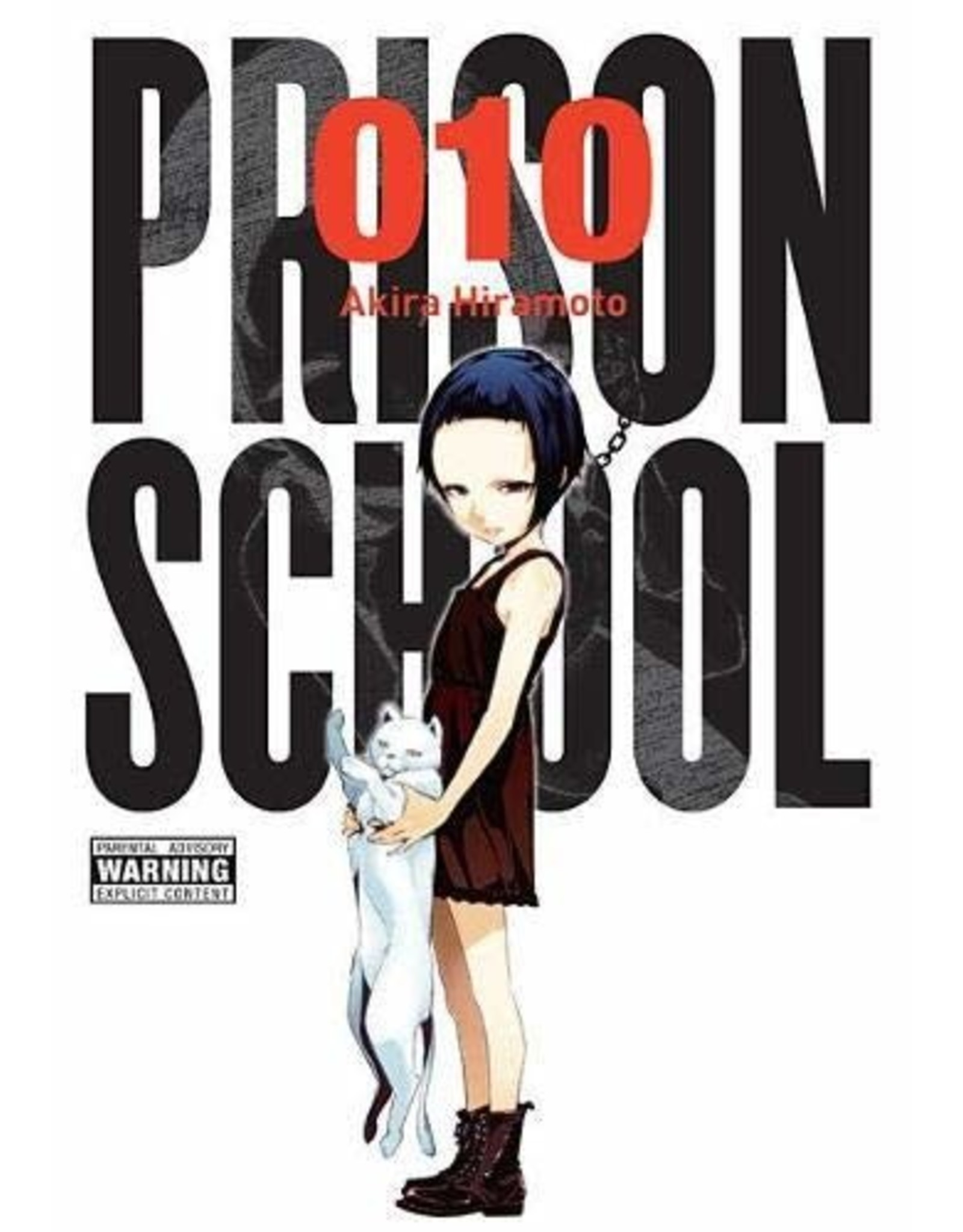 Prison School 10 (English Version)