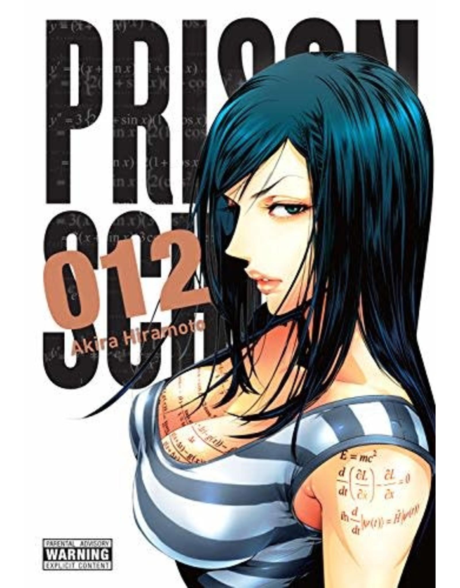 Prison School 12 (Engelstalig)