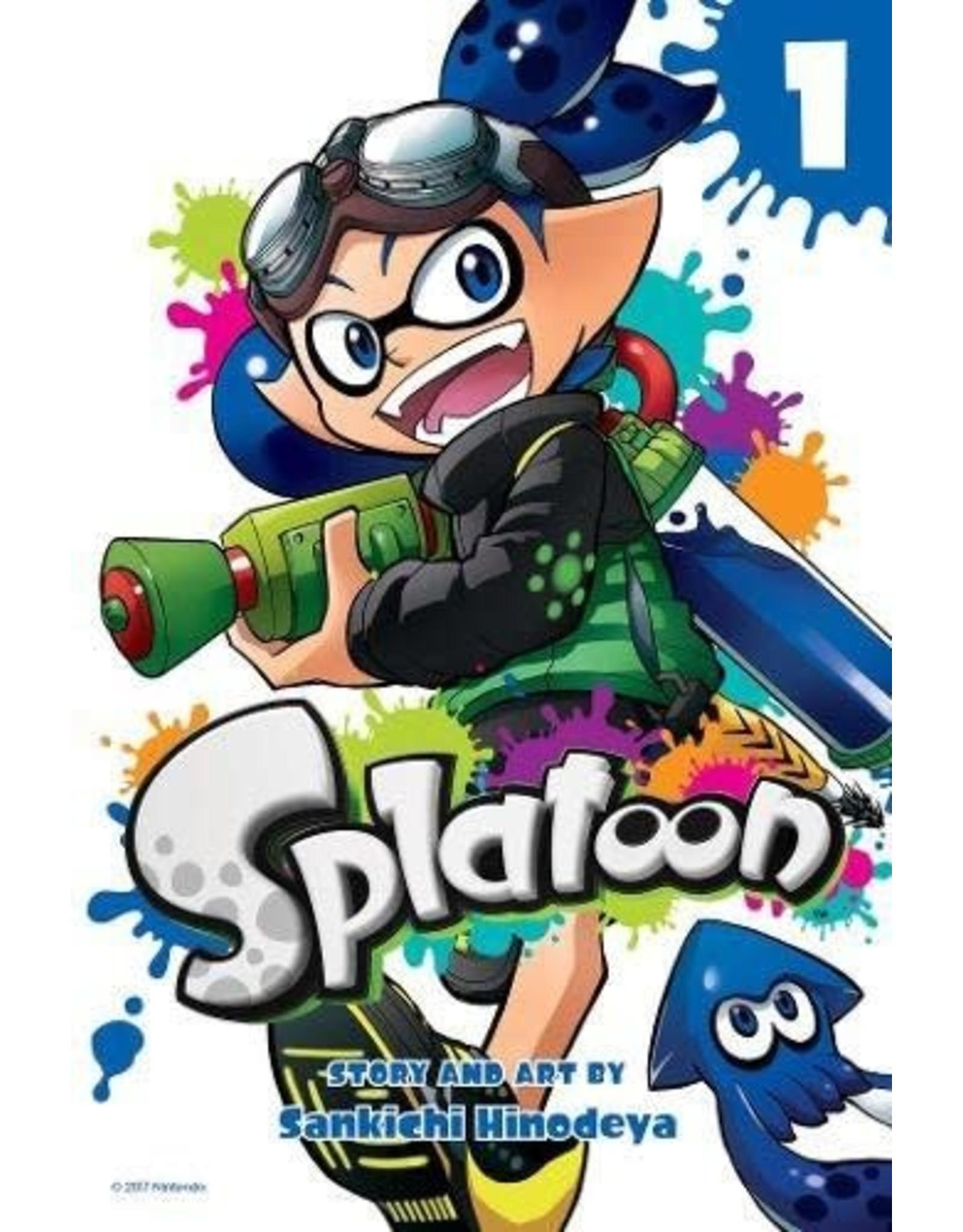 Splatoon 1 (Engelstalig)