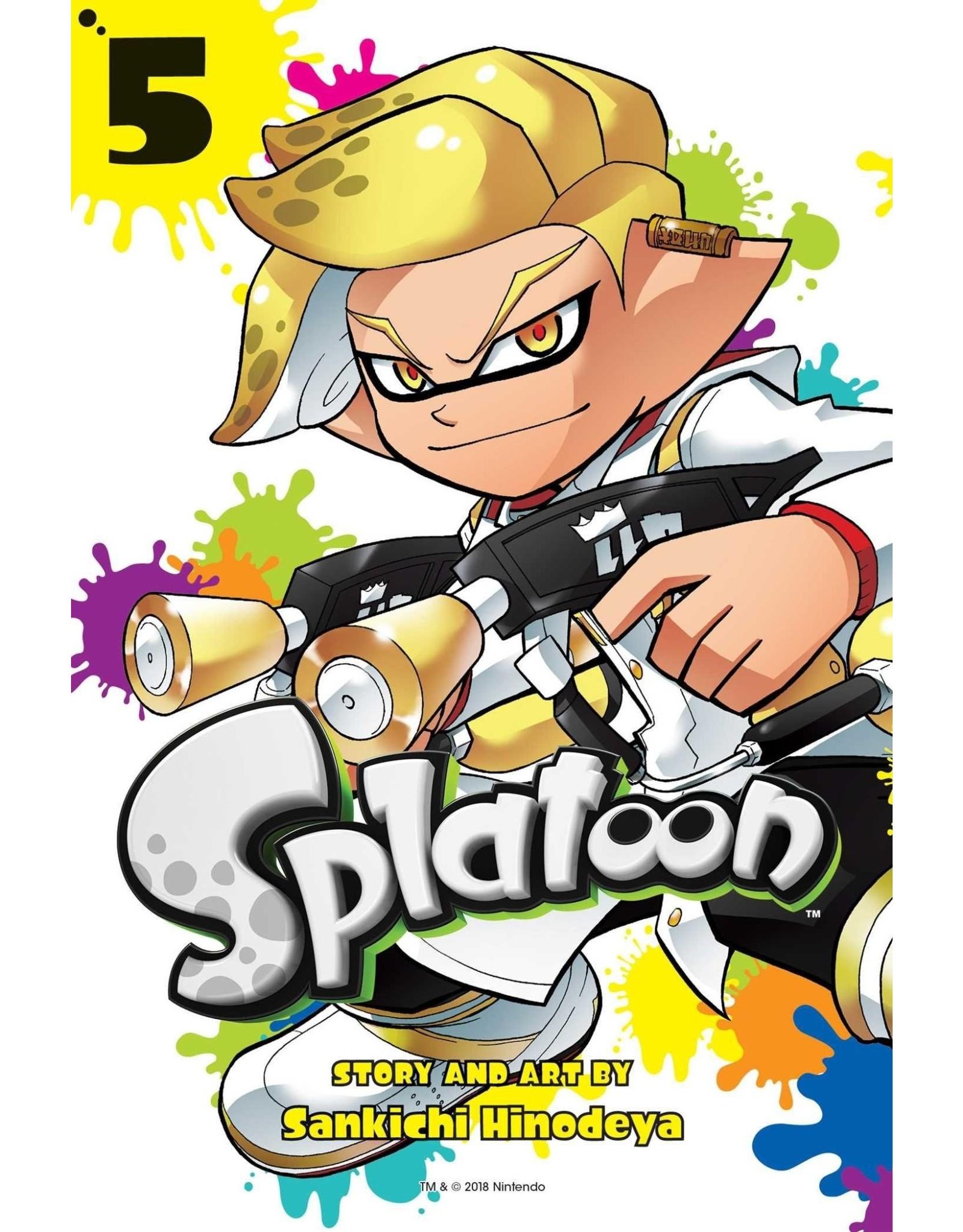 Splatoon 5 (English Version)