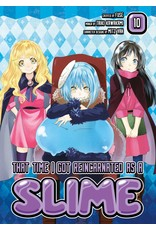 That Time I Got Reincarnated As A Slime 10 (English Version)
