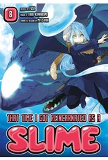 That Time I Got Reincarnated As A Slime 08 (English Version)