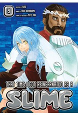 That Time I Got Reincarnated As A Slime 09 (English Version)