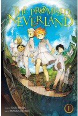 The Promised Neverland 01 (English Version)