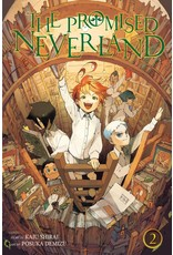 The Promised Neverland 02 (Engelstalig)