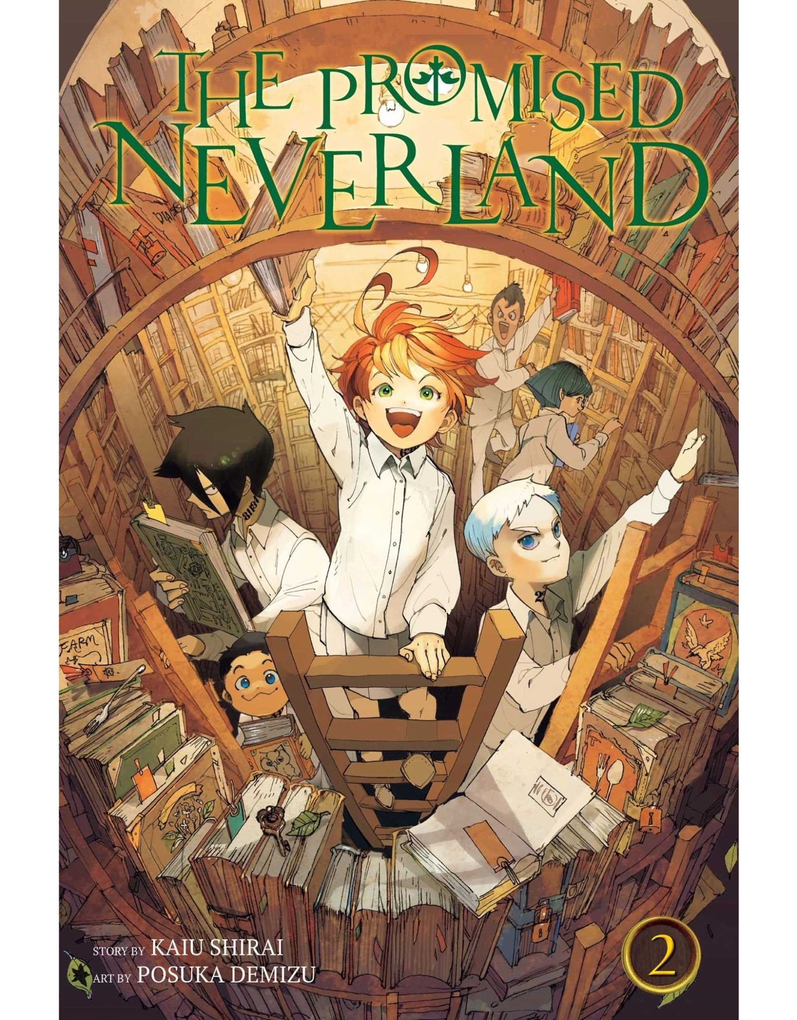 The Promised Neverland 02 (English Version)