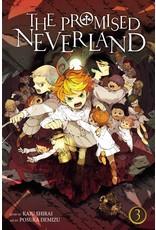 The Promised Neverland 03 (Engelstalig)