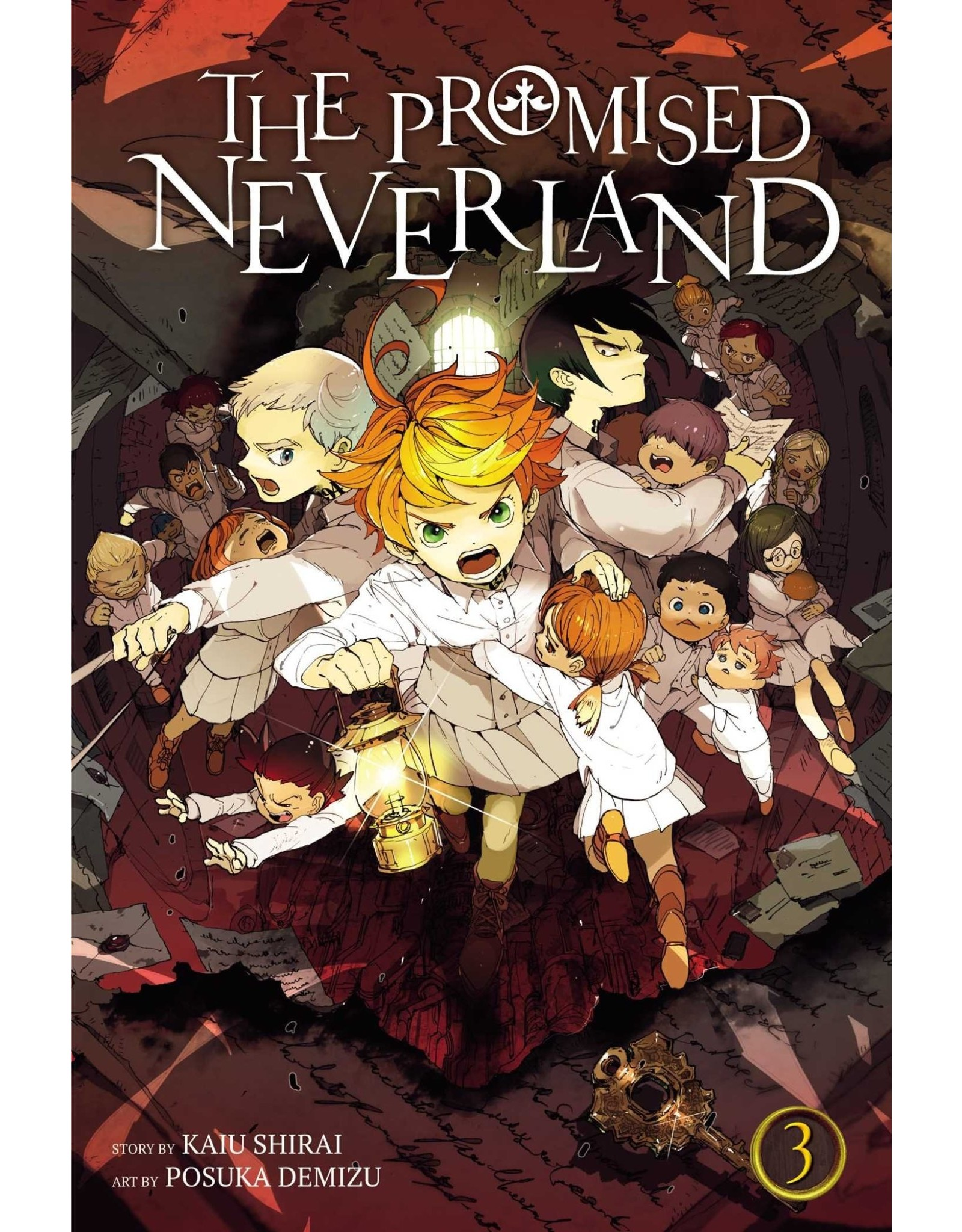 The Promised Neverland 03 (English Version)