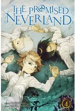 The Promised Neverland 04 (Engelstalig)