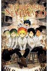 The Promised Neverland 07 (Engelstalig)