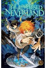 The Promised Neverland 08 (Engelstalig)