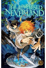 The Promised Neverland 08 (English Version)