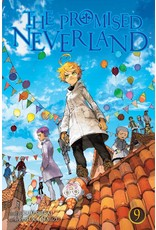 The Promised Neverland 09 (English Version)