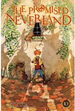The Promised Neverland 10 (Engelstalig)