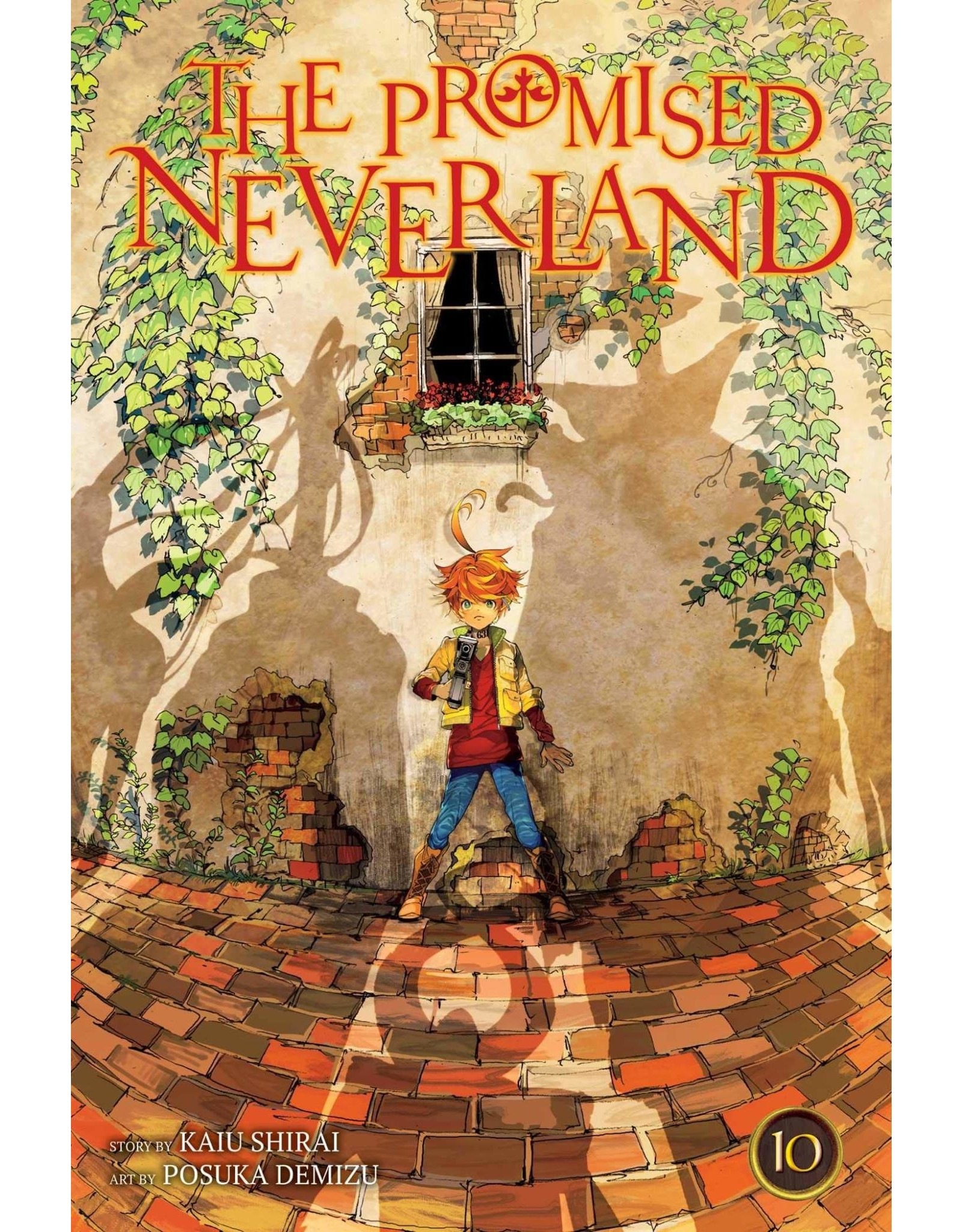 The Promised Neverland 10 (English Version)
