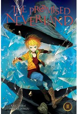 The Promised Neverland 11 (Engelstalig)