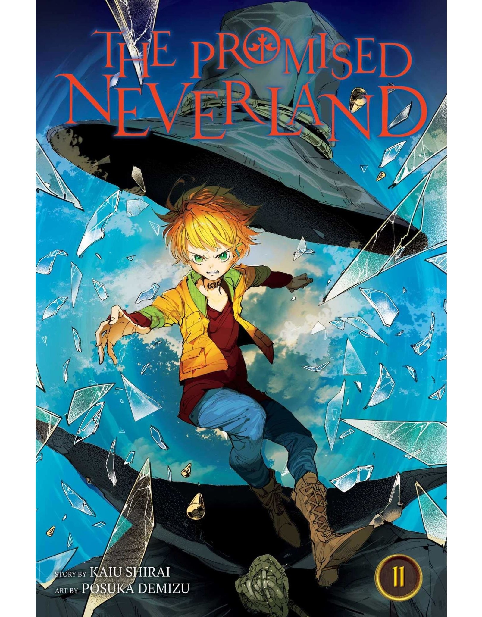 The Promised Neverland 11 (English Version)