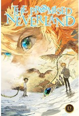 The Promised Neverland 12 (English Version)