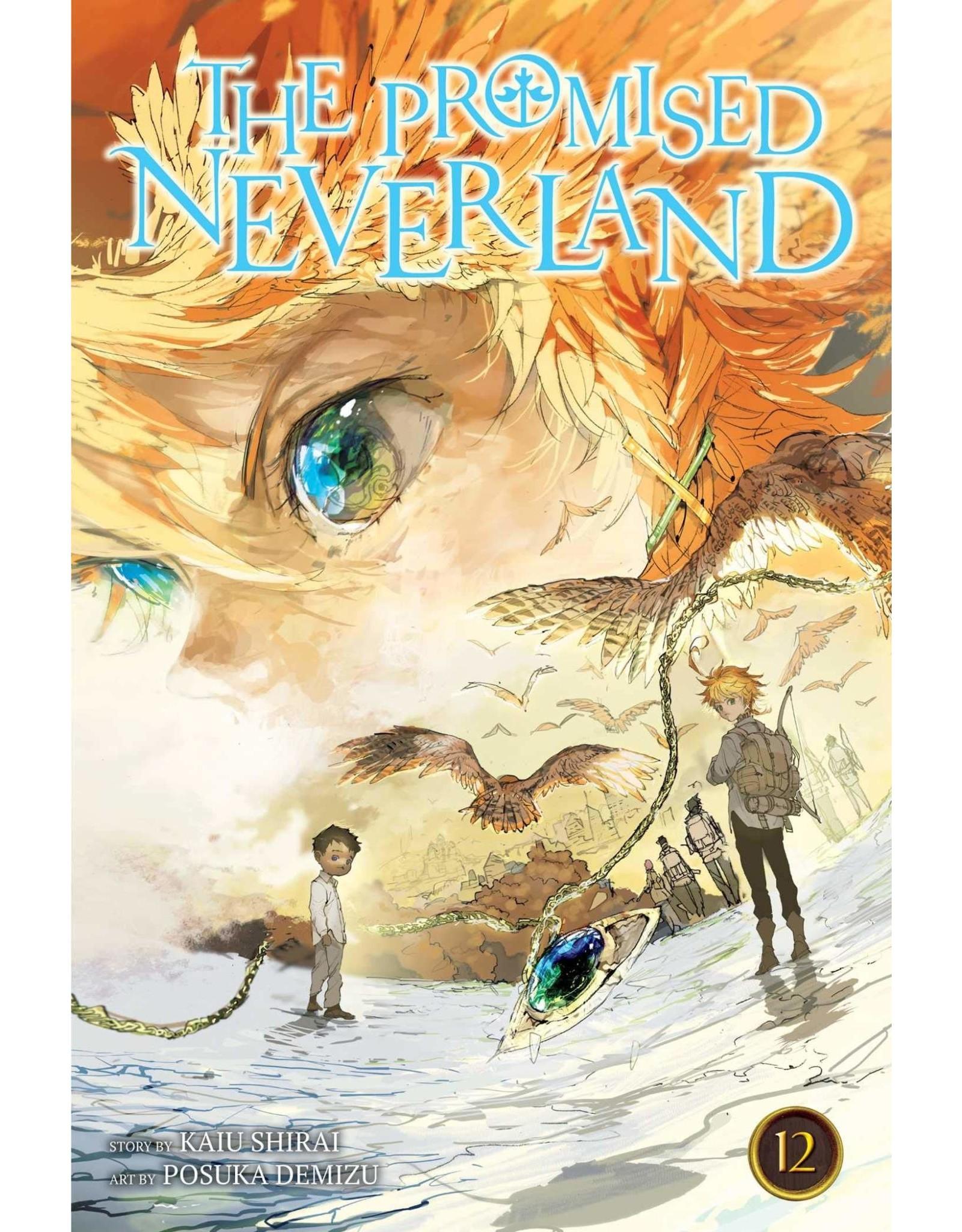 The Promised Neverland 12 (Engelstalig)