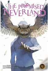 The Promised Neverland 14 (English Version)