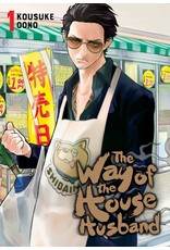 The Way of The House Husband 01 (Engelstalig)