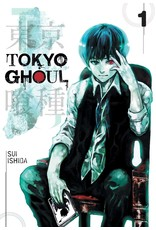 Tokyo Ghoul 01 (English Version)