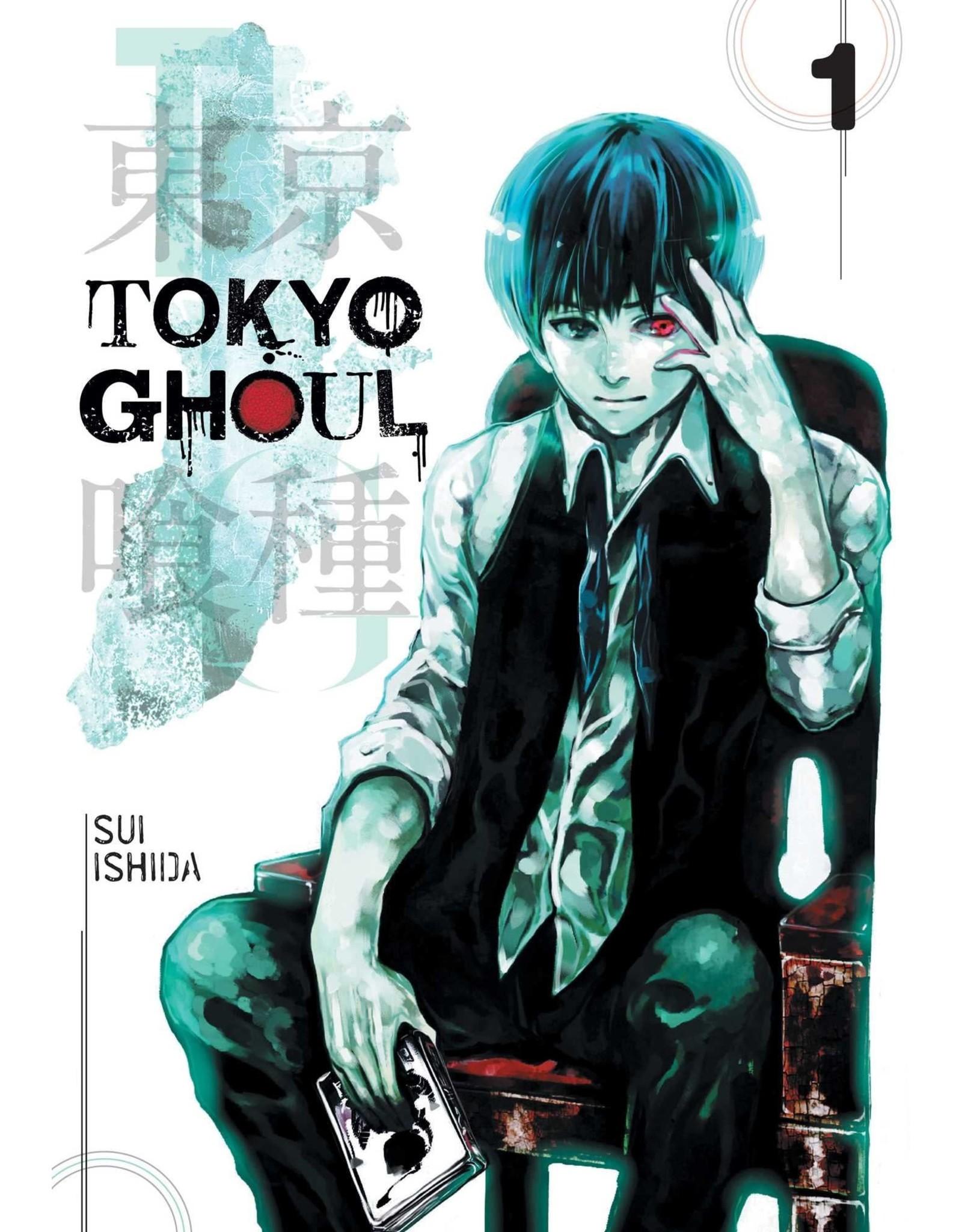 Tokyo Ghoul 01 (Engelstalig)