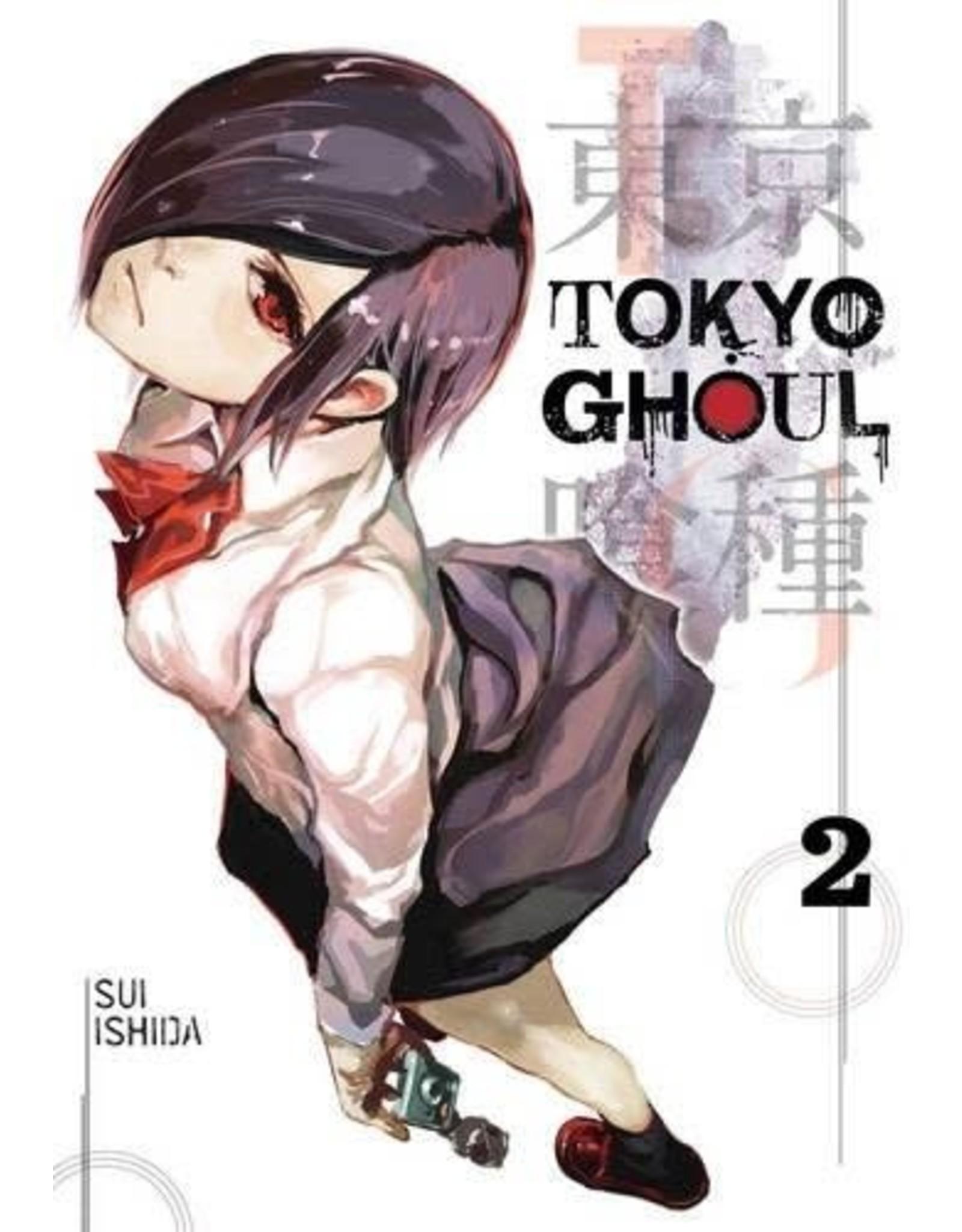Tokyo Ghoul 02 (English Version)