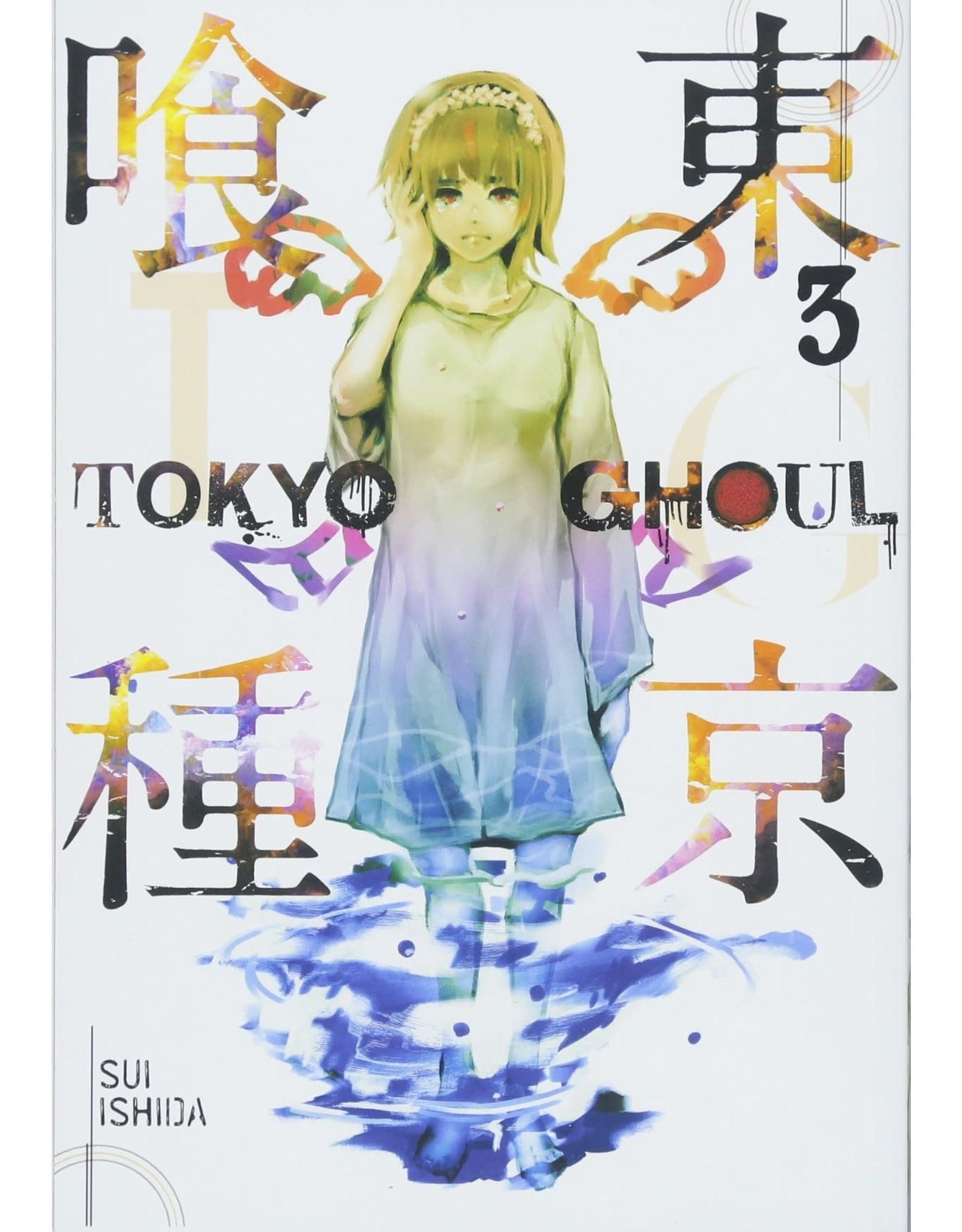 Tokyo Ghoul 03 (Engelstalig)