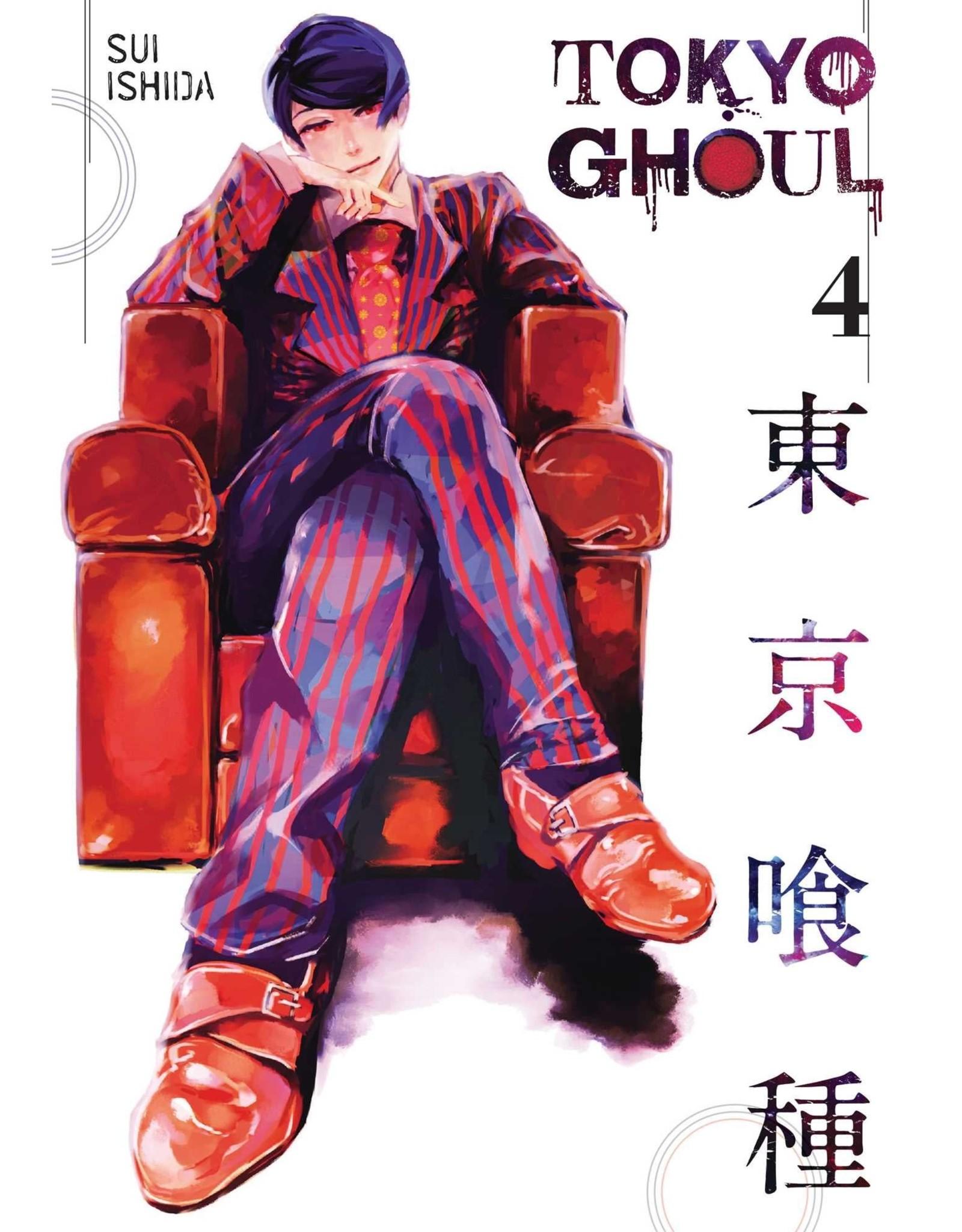 Tokyo Ghoul 04 (English Version)