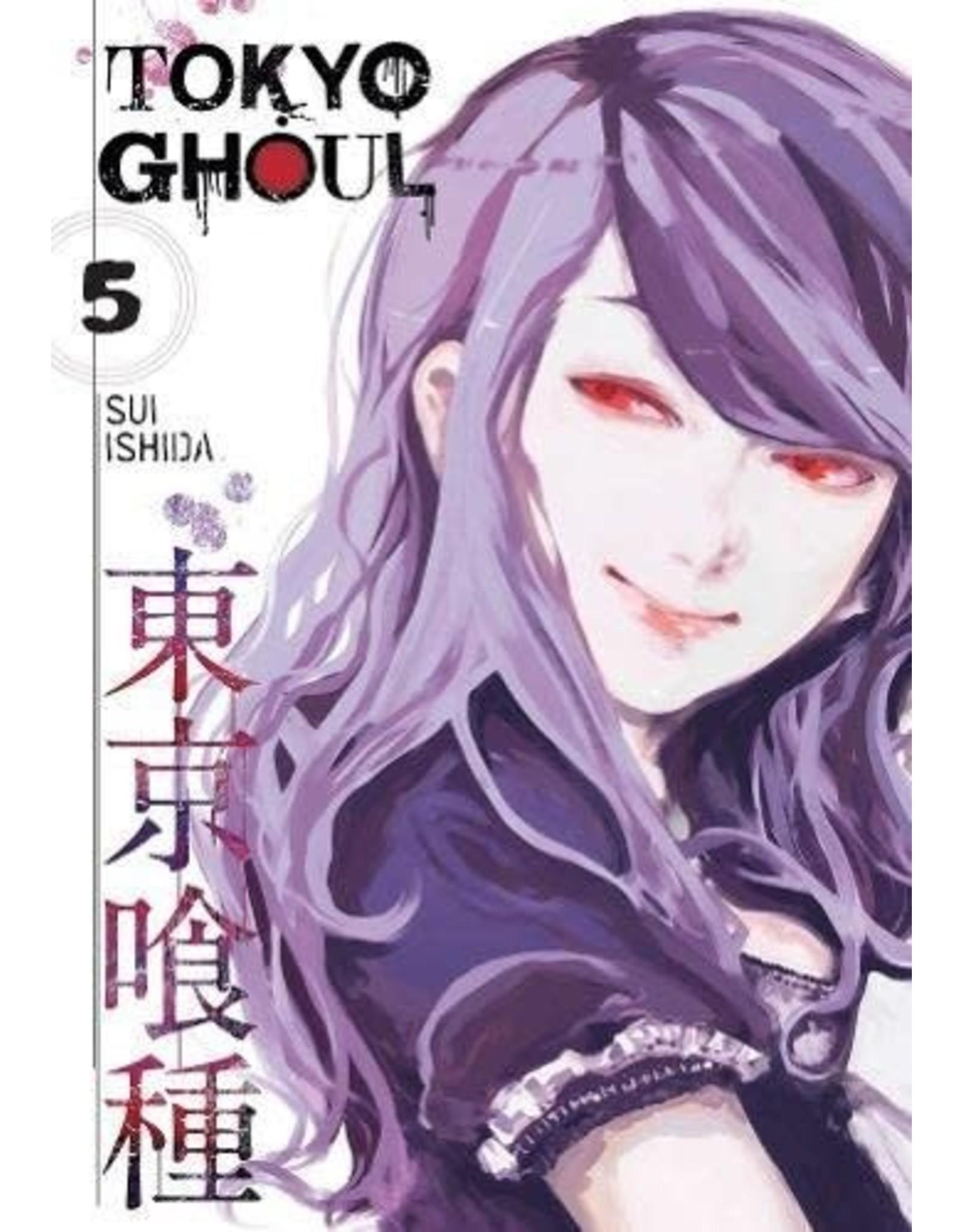 Tokyo Ghoul 05 (Engelstalig)
