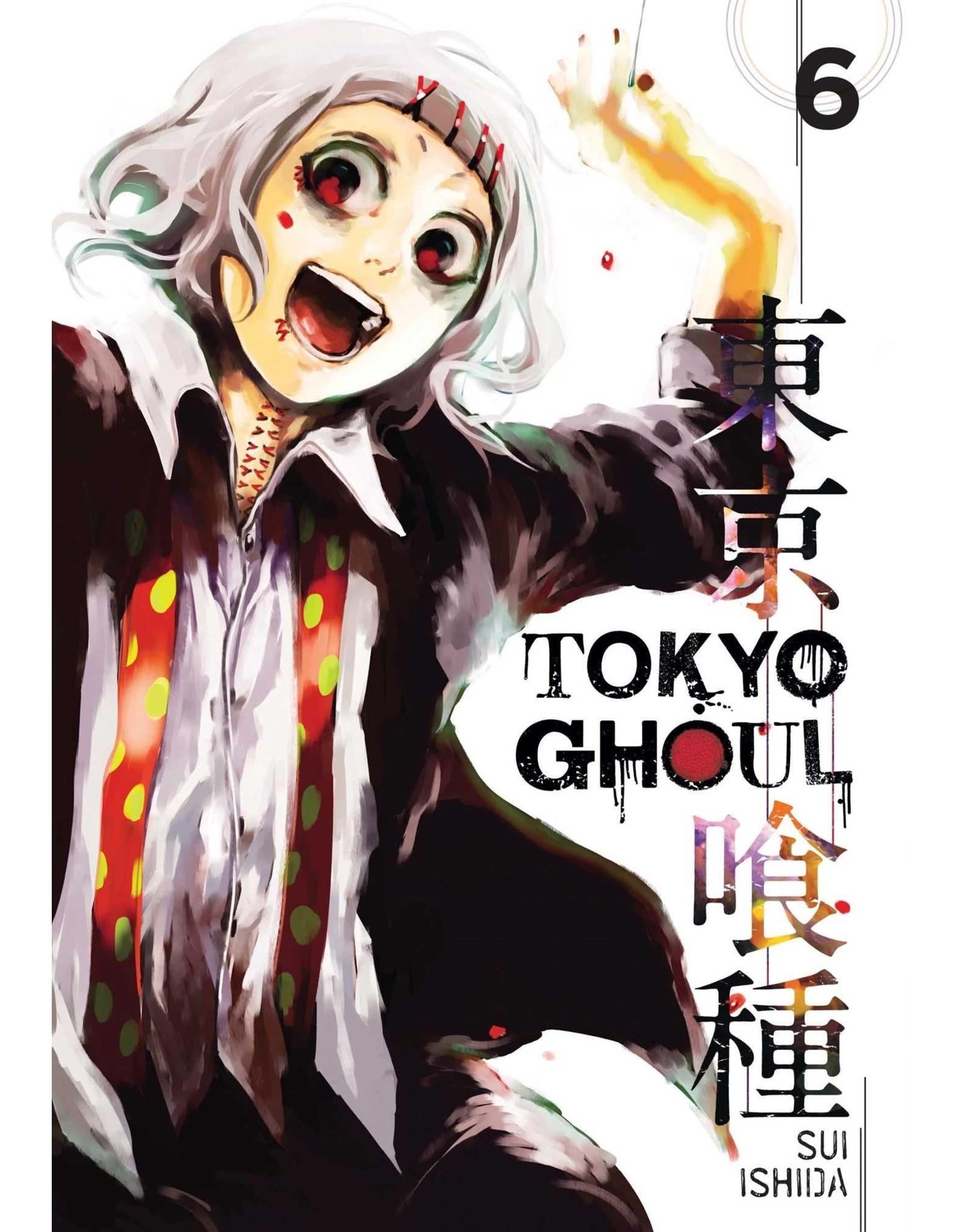 Tokyo Ghoul 06 (Engelstalig)
