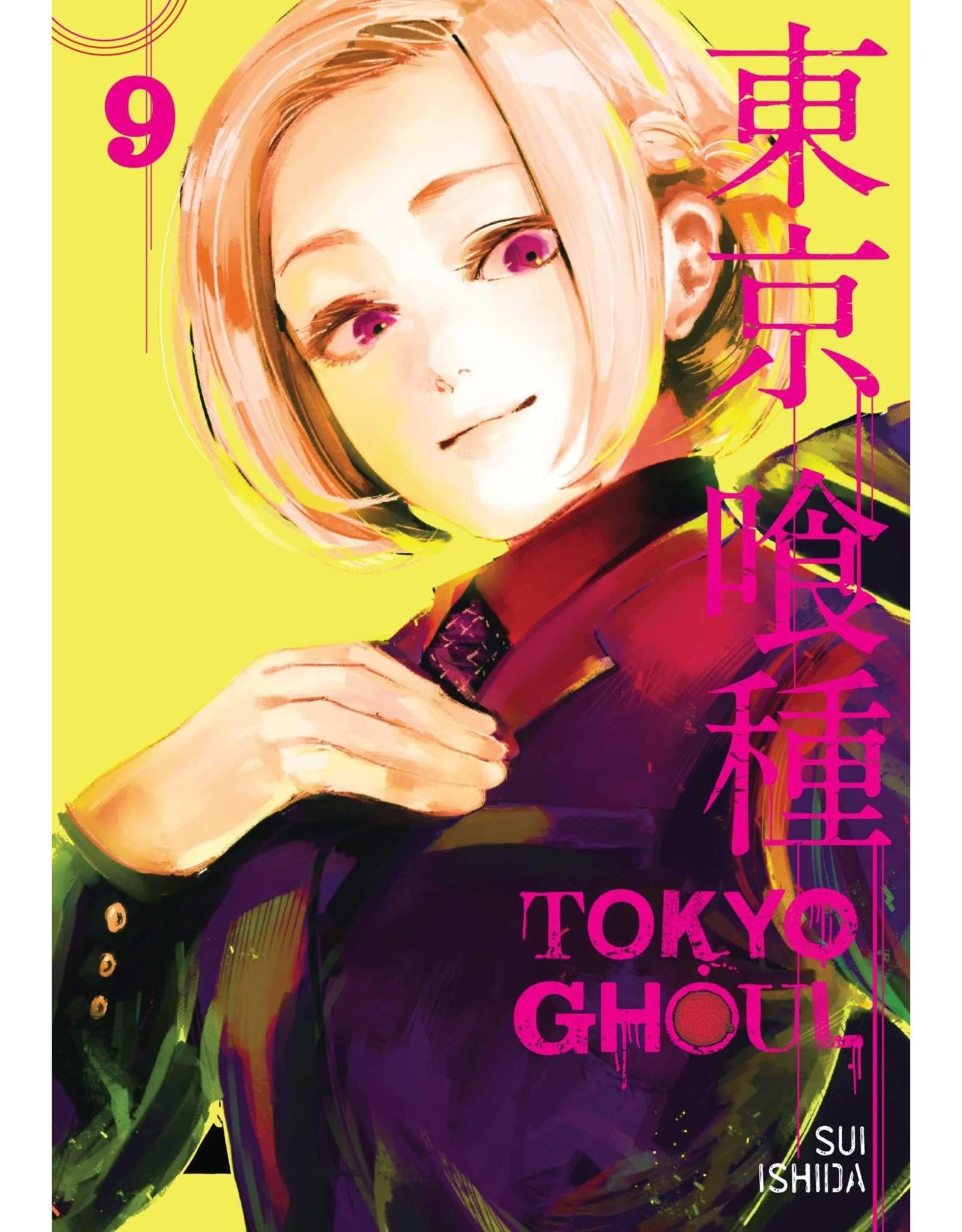 Tokyo Ghoul 09 (Engelstalig)