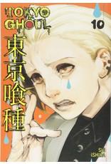 Tokyo Ghoul 10 (Engelstalig)