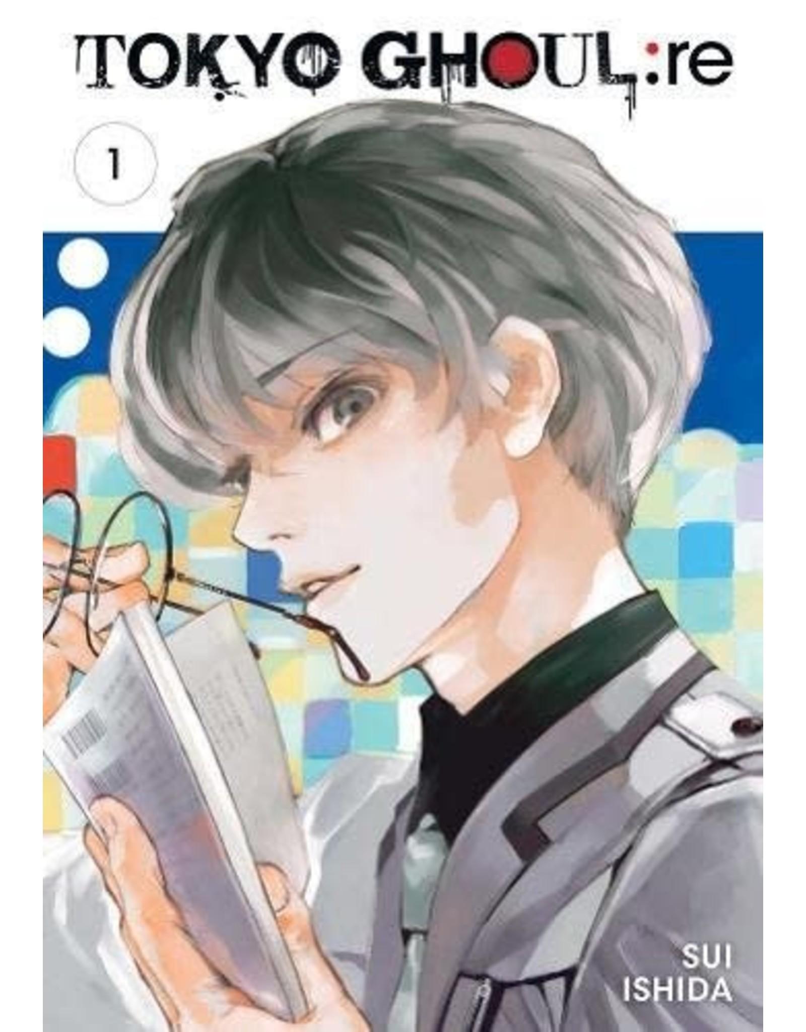 Tokyo Ghoul:re 01 (Engelstalig)