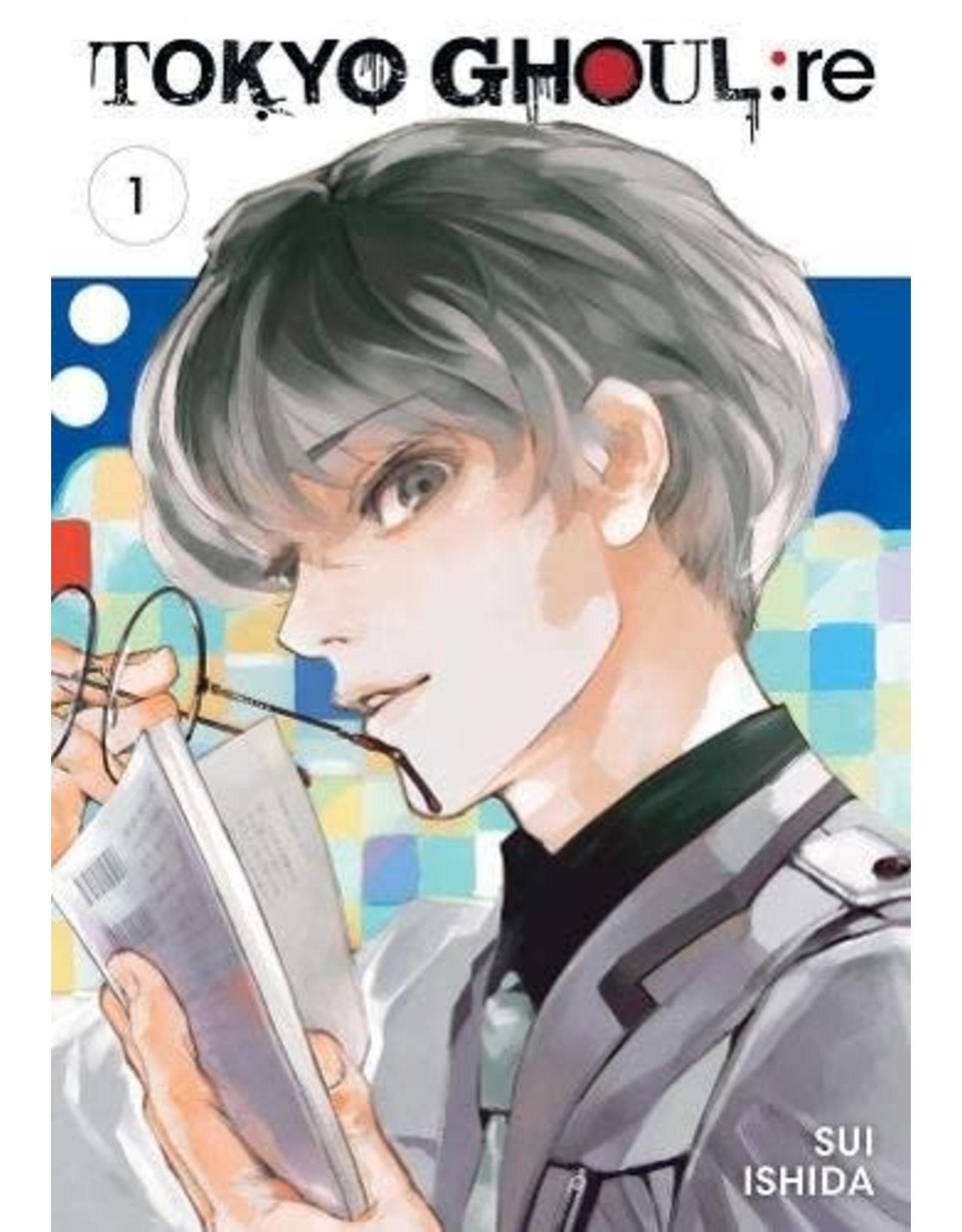 Tokyo Ghoul:re 01 (English Version)