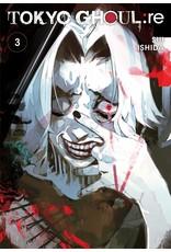 Tokyo Ghoul:re 03 (Engelstalig)