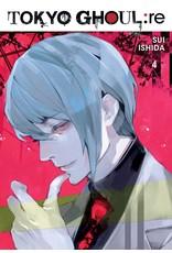 Tokyo Ghoul:re 04 (Engelstalig)