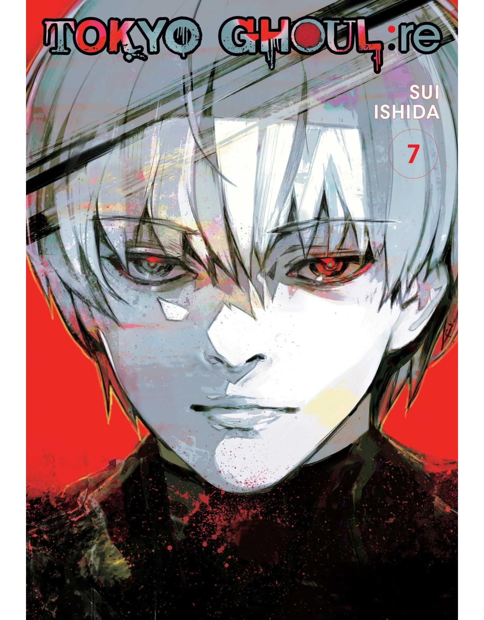 Tokyo Ghoul:re 07 (Engelstalig)