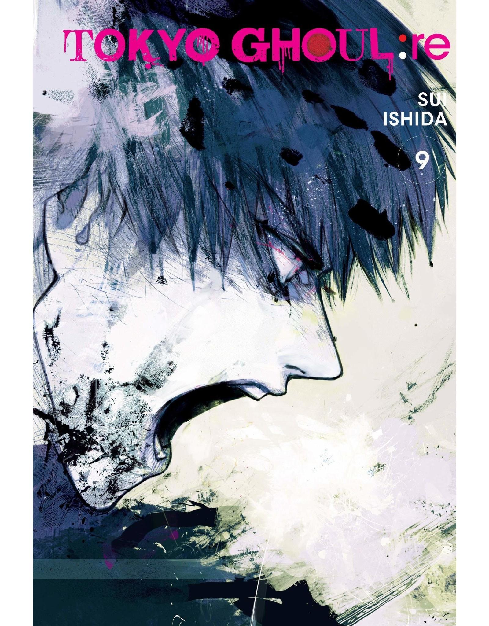 Tokyo Ghoul:re 09 (English Version)