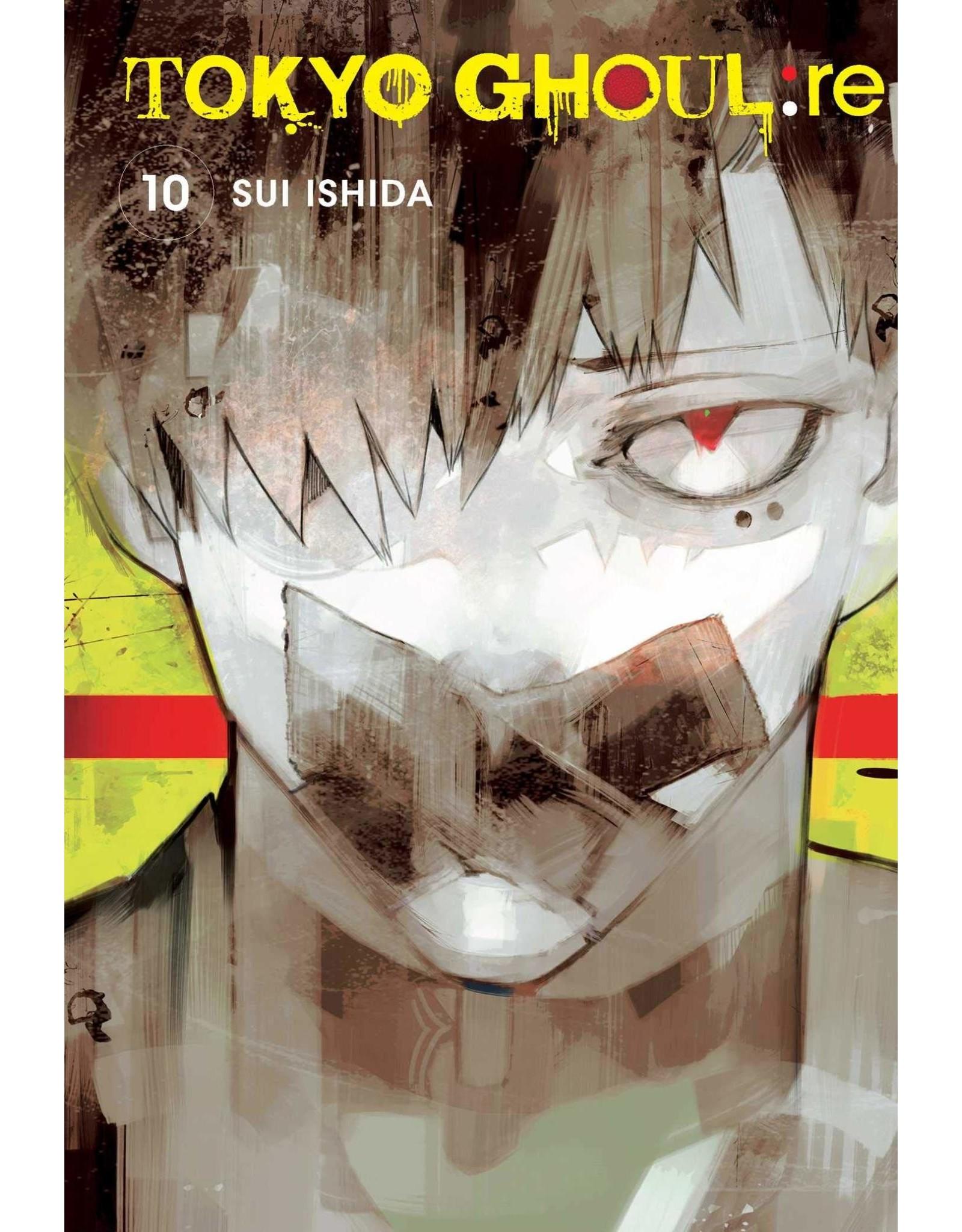 Tokyo Ghoul:re 10 (Engelstalig)
