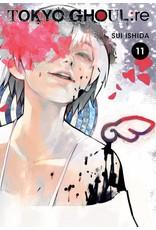 Tokyo Ghoul:re 11 (Engelstalig)
