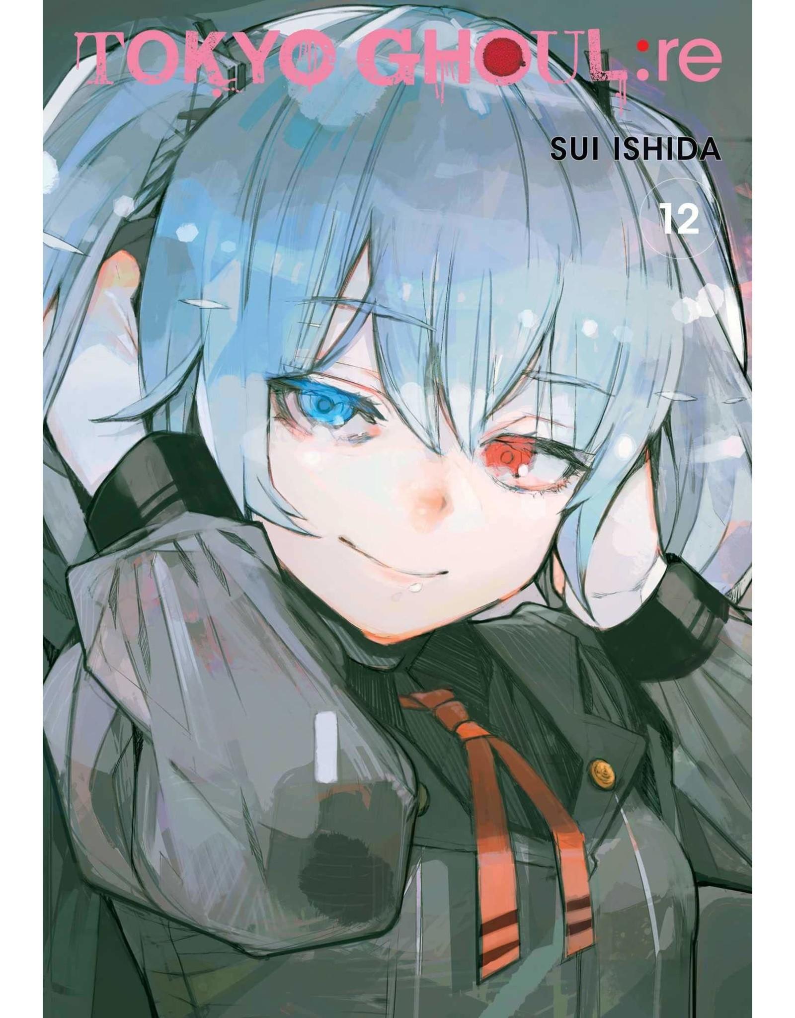 Tokyo Ghoul:re 12 (English Version)