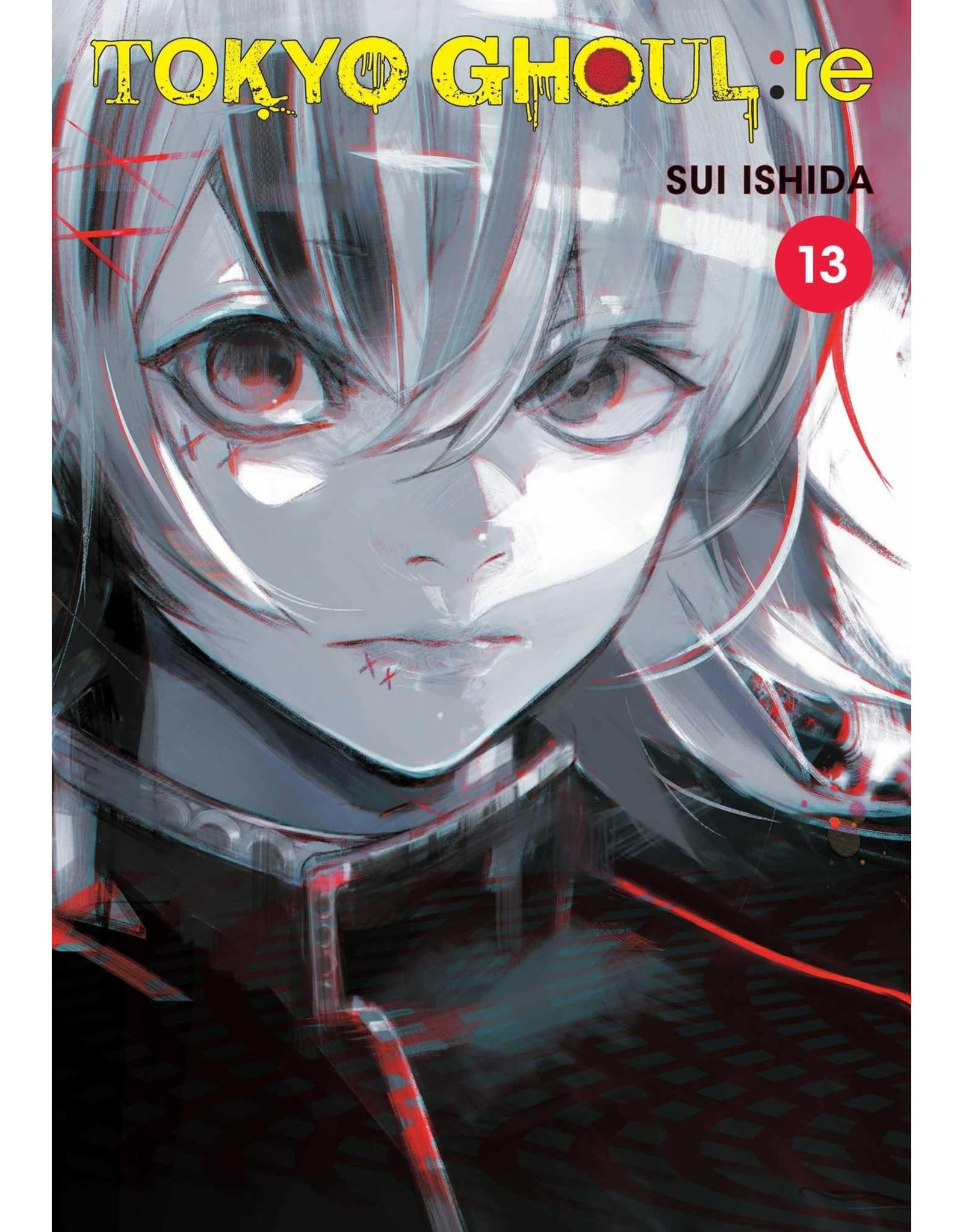 Tokyo Ghoul:re 13 (Engelstalig)